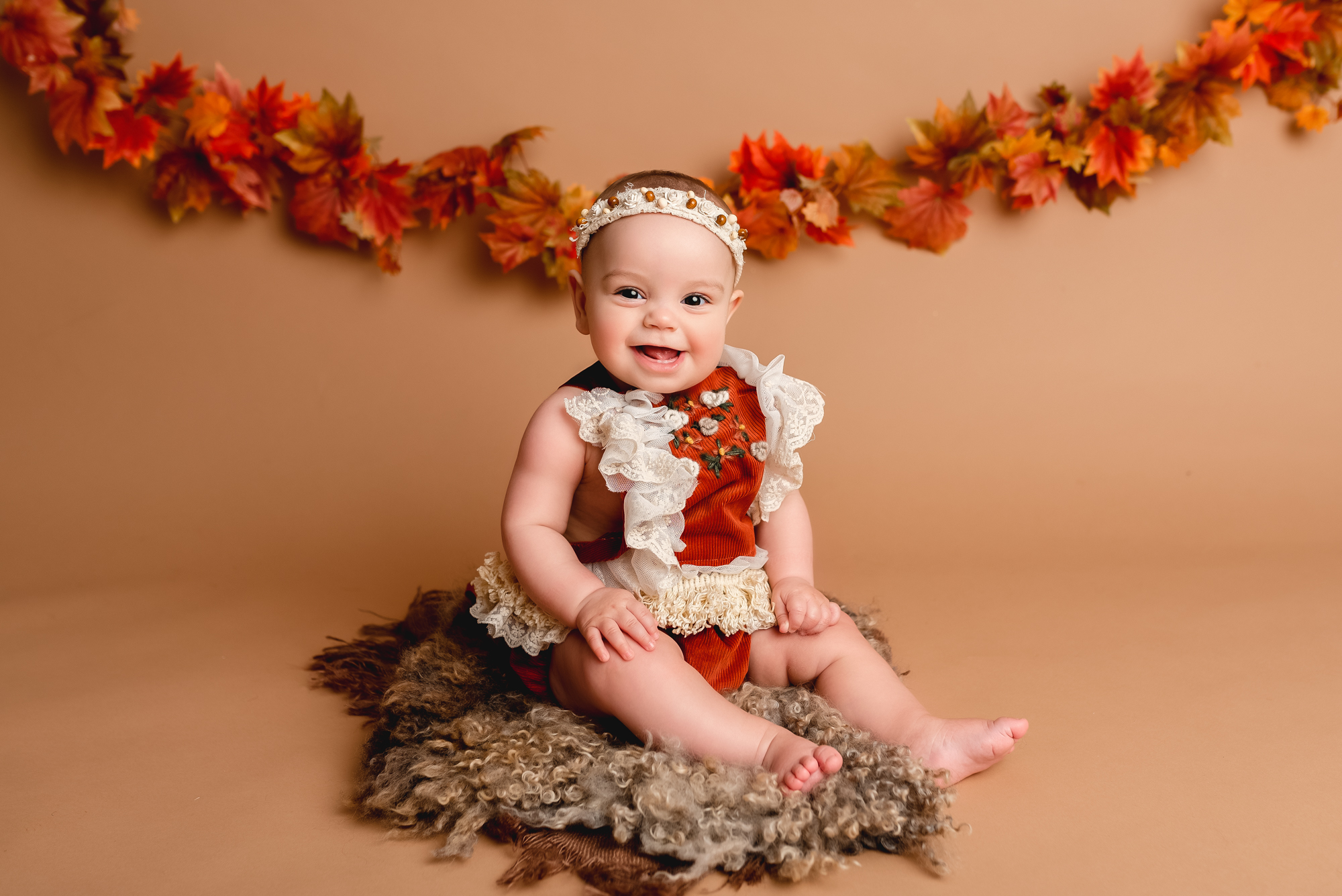 Aberdeenshire Baby Photographer